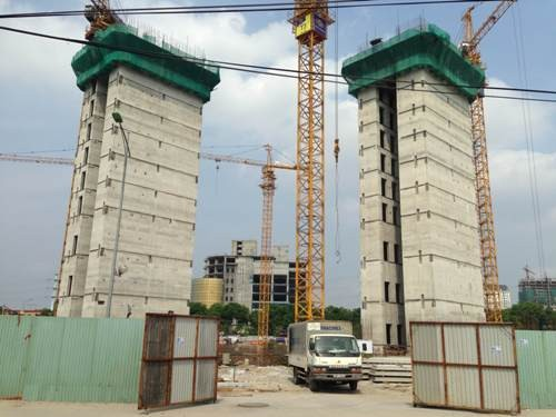 Tiến độ hàng loạt dự án có giá khoảng 20 triệu đồng/m2 (19)