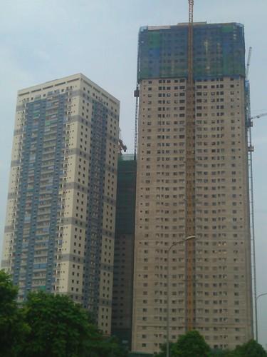Hà Nội: Chung cư nào giá khoảng 1 tỷ đồng bàn giao cuối năm 2014? (1)