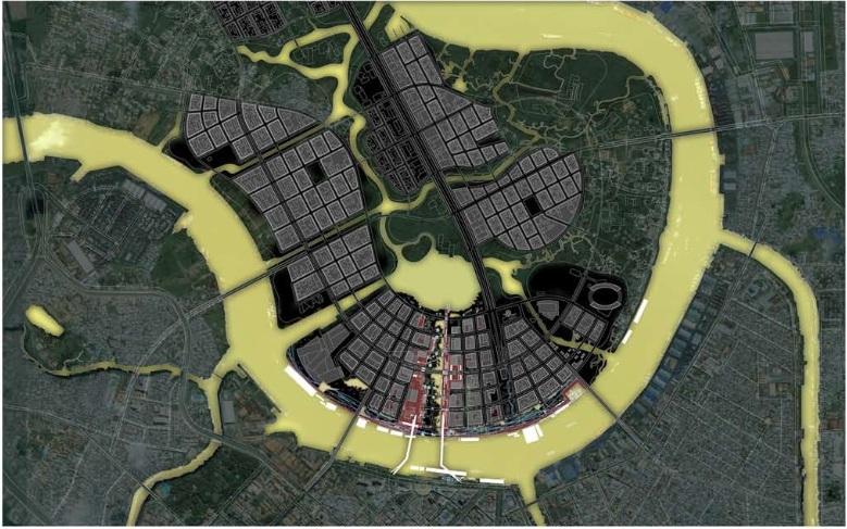 Ảnh nóng về quảng trường 2.000 tỷ lớn nhất Việt Nam (3)