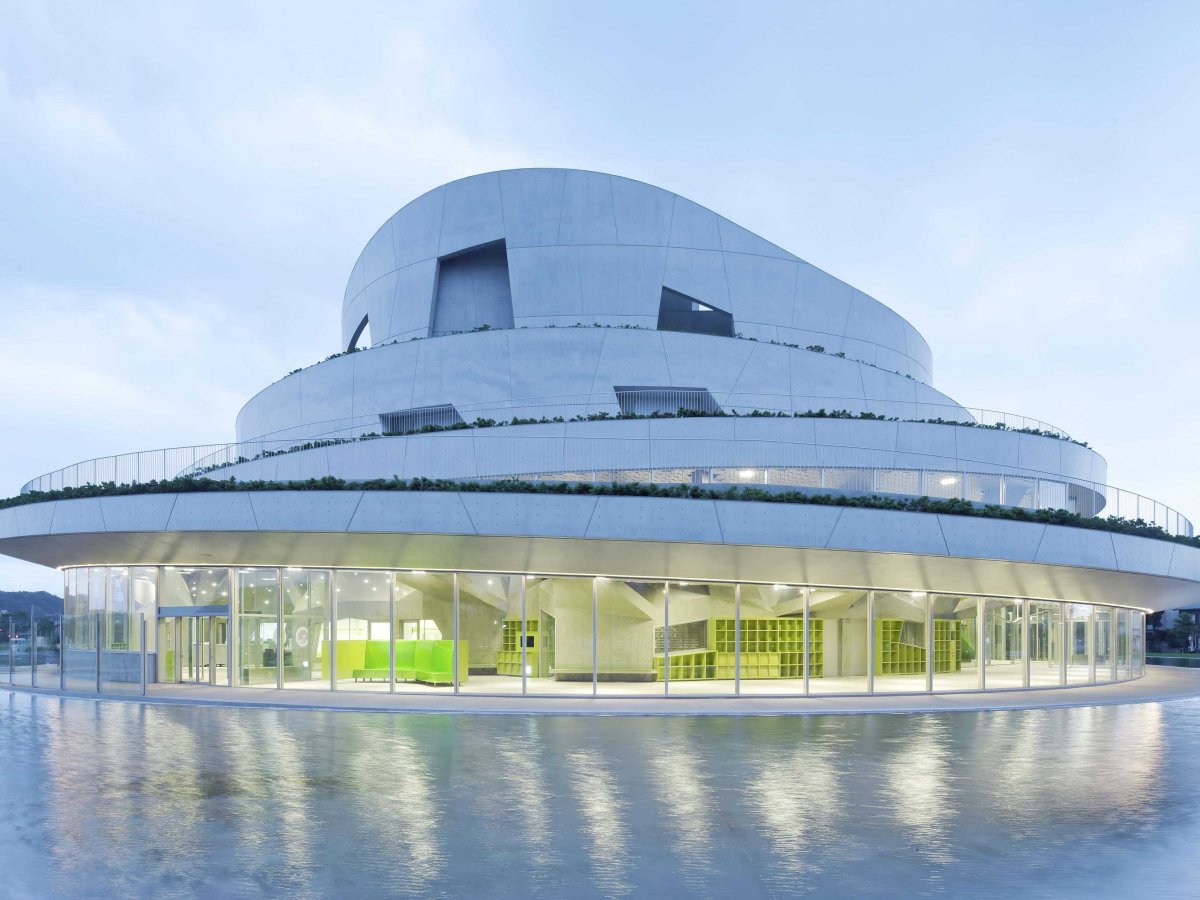 Choáng ngợp với 20 công trình kiến trúc đẹp nhất thế giới (2)