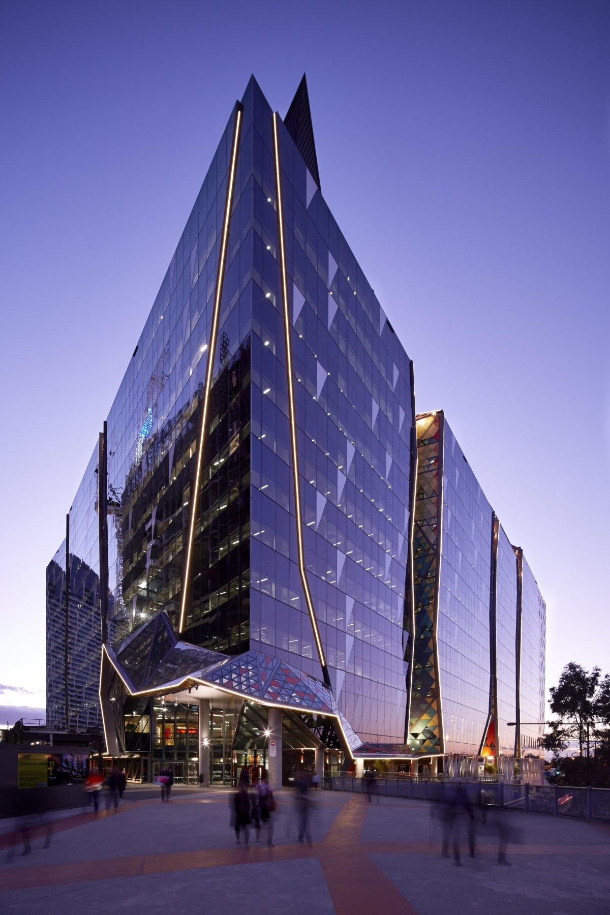 Choáng ngợp với 20 công trình kiến trúc đẹp nhất thế giới (12)