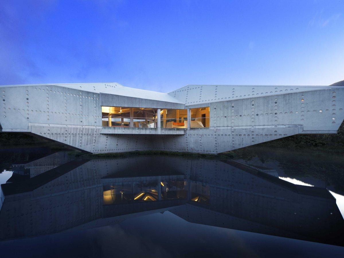 Choáng ngợp với 20 công trình kiến trúc đẹp nhất thế giới (3)