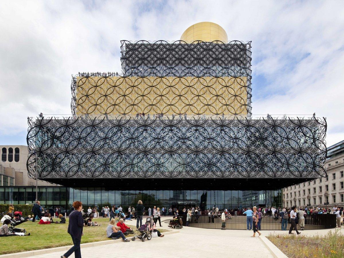 Choáng ngợp với 20 công trình kiến trúc đẹp nhất thế giới (20)