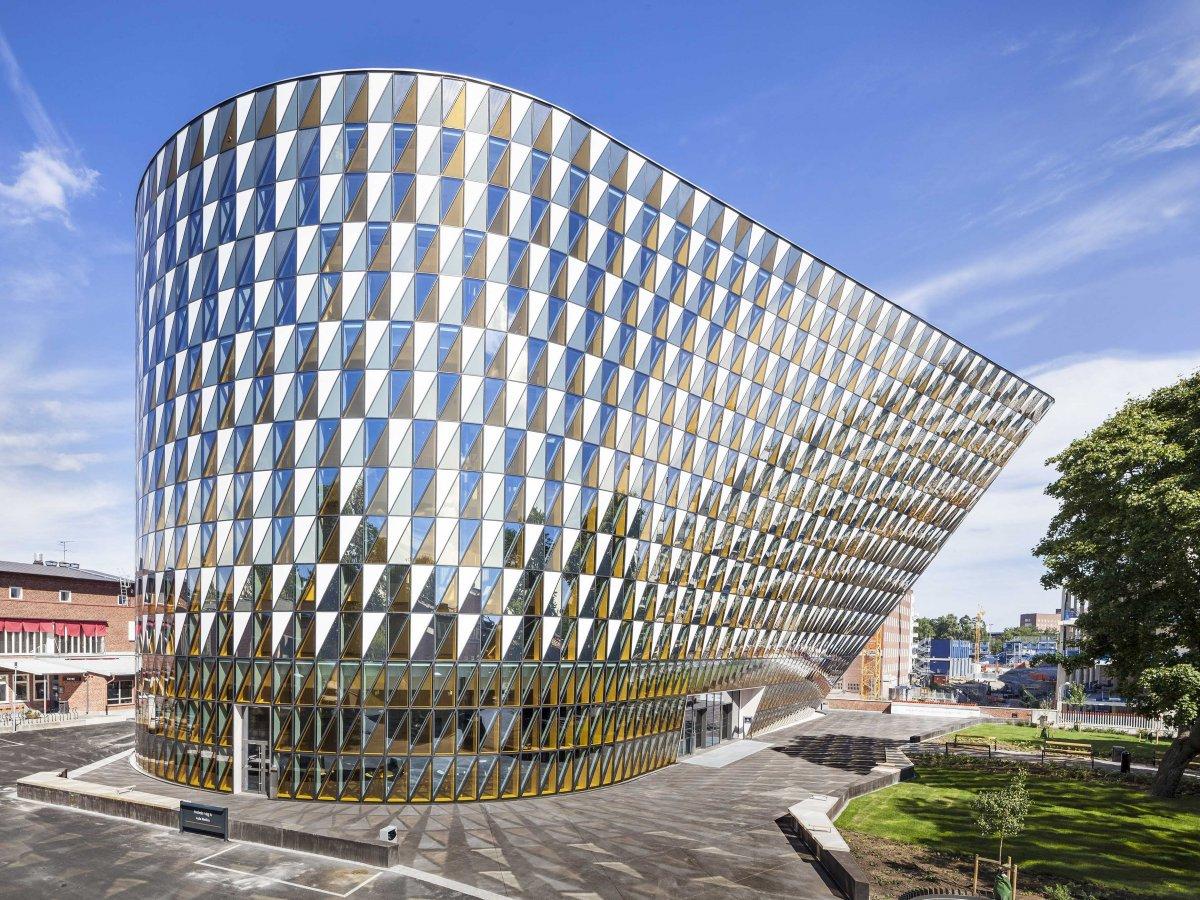 Choáng ngợp với 20 công trình kiến trúc đẹp nhất thế giới (5)
