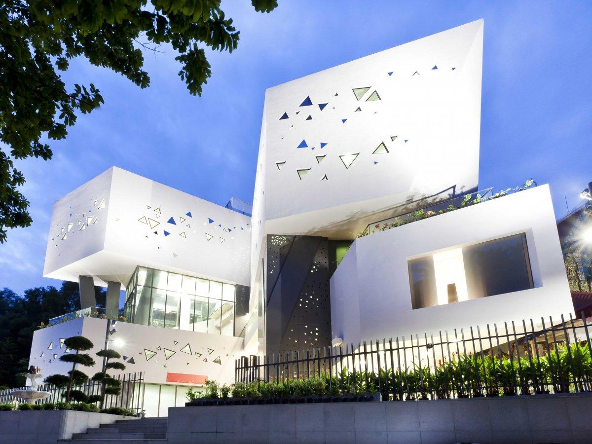 Choáng ngợp với 20 công trình kiến trúc đẹp nhất thế giới (6)