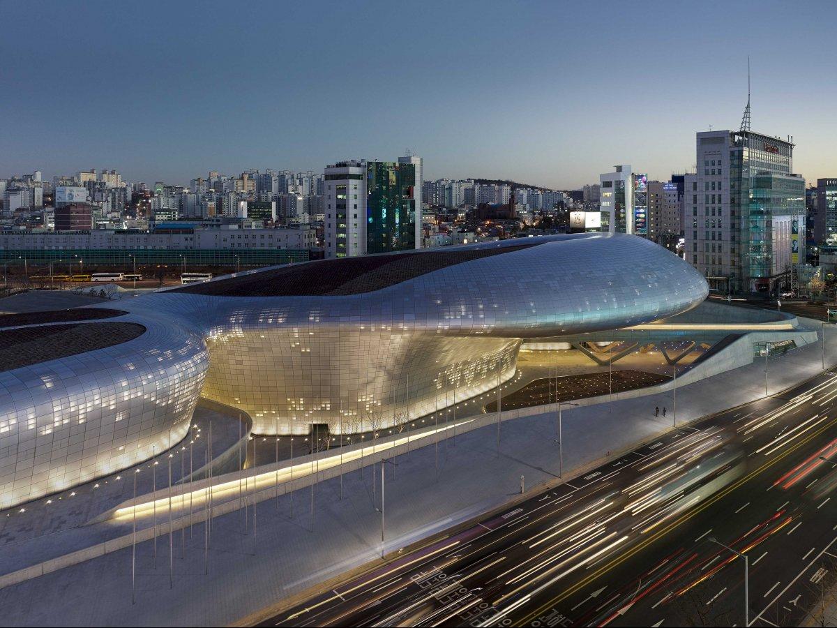 Choáng ngợp với 20 công trình kiến trúc đẹp nhất thế giới (7)