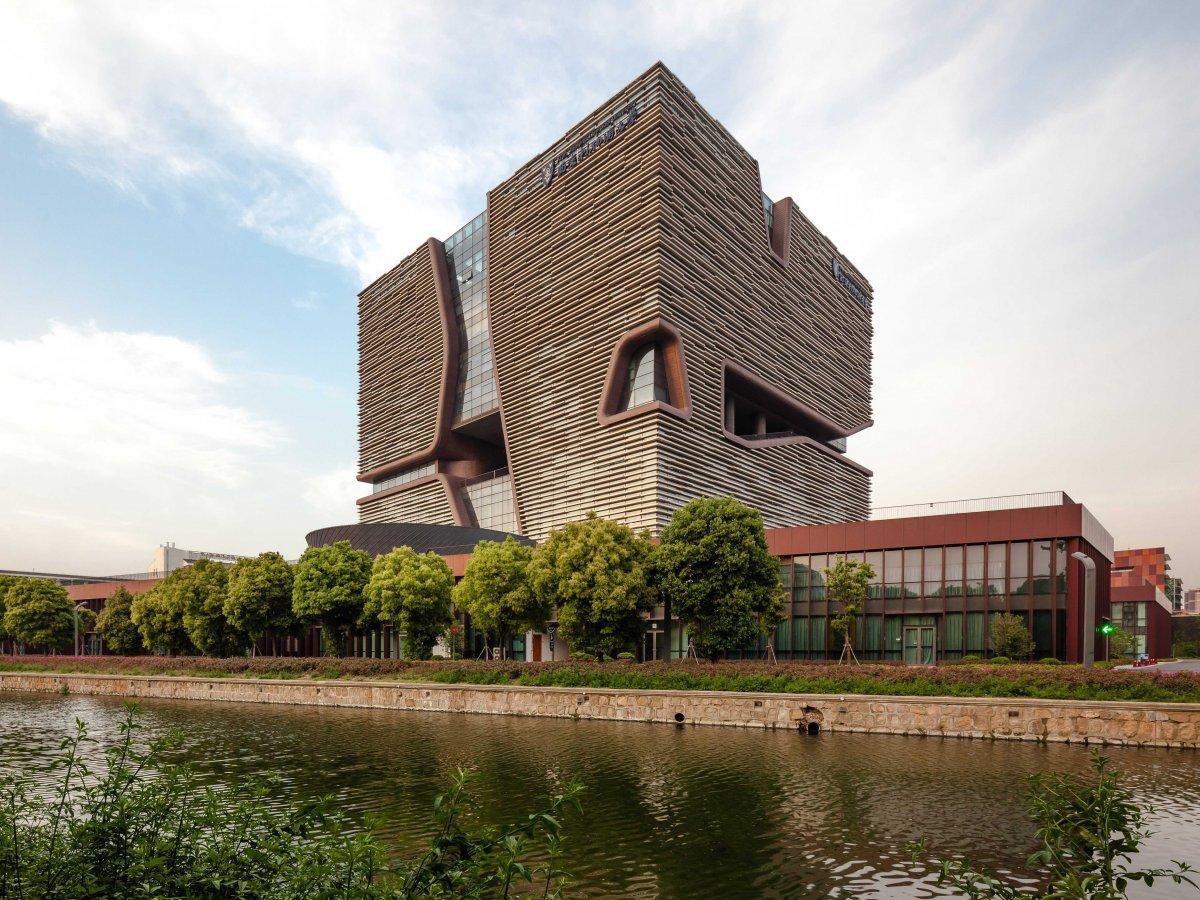 Choáng ngợp với 20 công trình kiến trúc đẹp nhất thế giới (8)