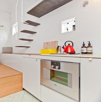 Choáng với căn hộ chưa đầy 18m2 được bán với giá