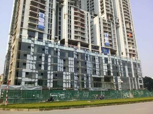 Tiến độ loạt dự án chung cư khu vực Hà Đông (Phần 2) (13)
