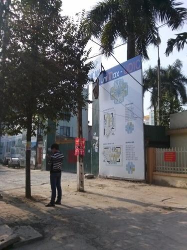 Tiến độ loạt dự án chung cư khu vực Hà Đông (Phần 2) (1)