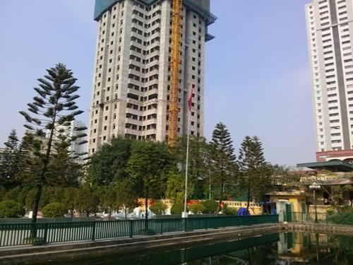Tiến độ loạt dự án chung cư khu vực Hà Đông (Phần 2) (4)