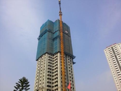 Tiến độ loạt dự án chung cư khu vực Hà Đông (Phần 2) (5)