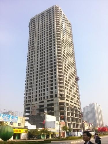 Tiến độ loạt dự án chung cư khu vực Hà Đông (Phần 2) (7)