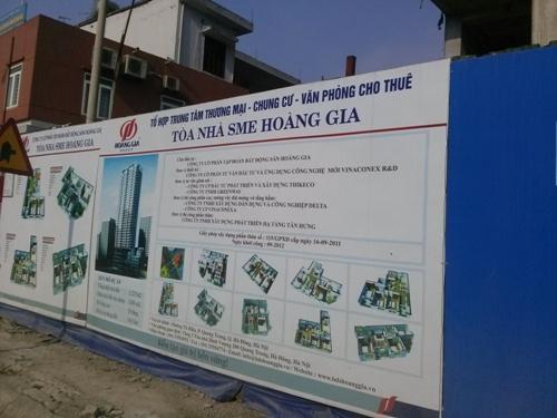 Tiến độ loạt dự án chung cư khu vực Hà Đông (Phần 2) (6)