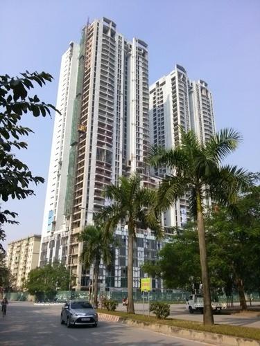 Tiến độ loạt dự án chung cư khu vực Hà Đông (Phần 2) (12)