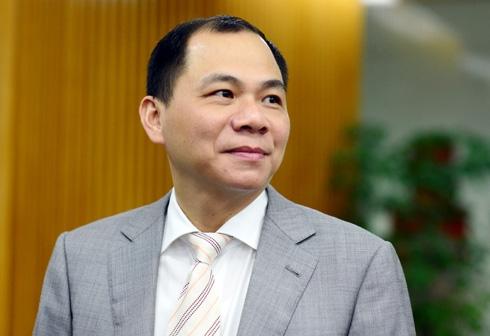 Câu chuyện về tỷ phú đầu tiên của Việt Nam trên Forbes