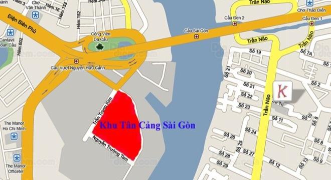 Vingroup khởi công khu đô thị lớn Vinhomes Tân Cảng, vốn đầu tư 30.000 tỷ (2)