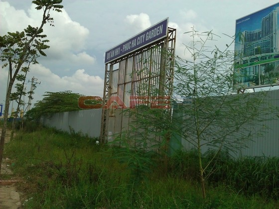 Những dự án BĐS chỉ để cỏ mọc (5)