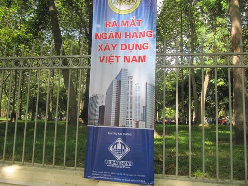Chính thức ra mắt Ngân hàng Xây dựng Việt Nam (2)