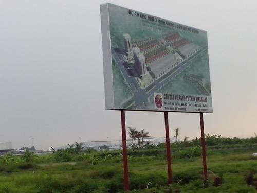 Xót xa với cảnh hoang tàn một số dự án đô thị mới Mê Linh (5)