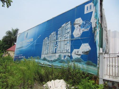 Đắng lòng nhìn cảnh hoang tàn tại dự án Tricon Towers (2)