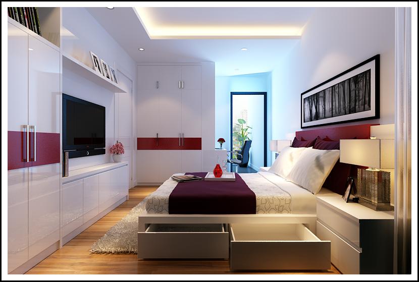 """Những nguyên tắc """"vàng"""" thiết kế nội thất để căn hộ chung cư đẹp hơn (2)"""