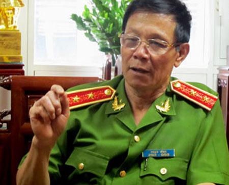 Trung tướng Phan Văn Vĩnh
