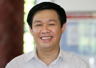 Dù đã chính thức nhận nhiệm vụ Trưởng Ban Kinh tế TƯ, ông Vương Đình Huệ vẫn là Bộ trưởng Tài chính.