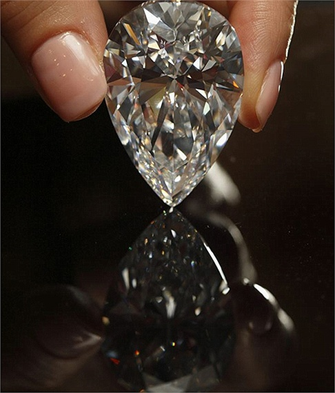Ngắm viên kim cương giá hơn 600 tỷ sắp được rao bán (2)