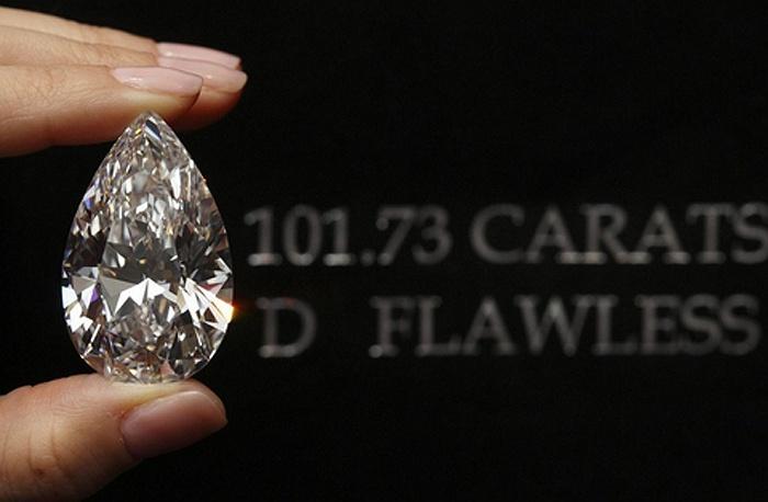 Ngắm viên kim cương giá hơn 600 tỷ sắp được rao bán (4)
