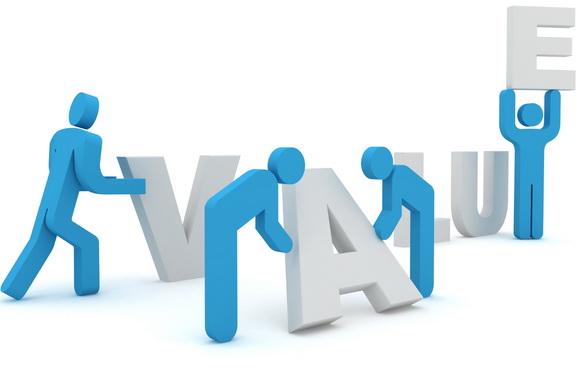 Giá trị, hiệu quả kinh doanh của DN, doanh nhân chỉ được xác nhận bởi xã hội từ những gì DN, doanh nhân đem lại được cho những đối tượng chung quanh