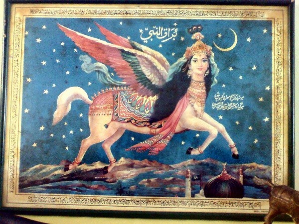Ngựa thần huyền bí trong văn hóa Á Đông
