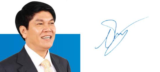 Những người giàu nhất Việt Nam ký tên như thế nào? (2)