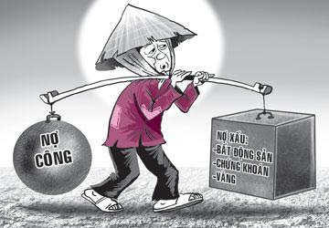 TS Lê Đăng Doanh hiến kế cho vấn đề nợ công của Việt Nam