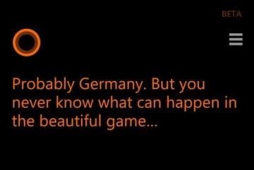Cortana phán: Tuyển Đức vô địch, Brazil giành hạng 3 chung cuộc (2)