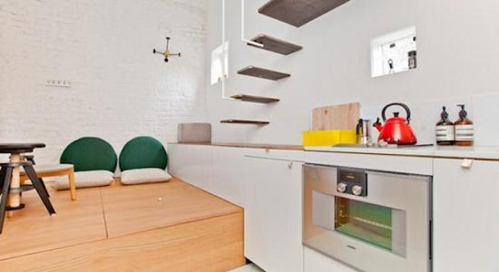Choáng với căn hộ chưa đầy 18m2 được bán với giá chát nhất thế giới