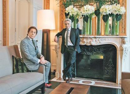 Cuộc đời Valentino - Ông hoàng đồng tính trong thế giới thời trang