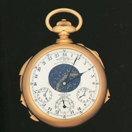 Chiếc đồng hồ đắt nhất thế giới đang bị đem gán nợ
