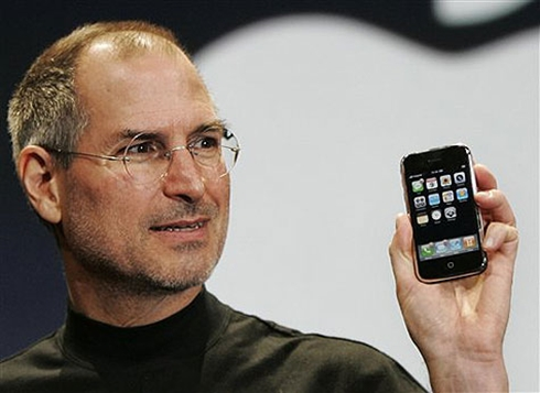 Steve Jobs thành lập Apple khi mới 21 tuổi. Ảnh: CNBC