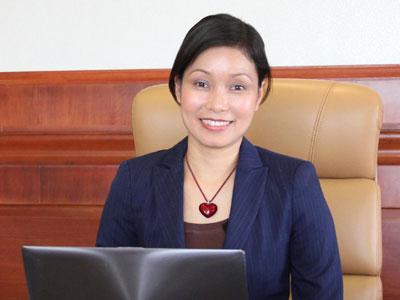 Bà Lê Thị Thu Thủy