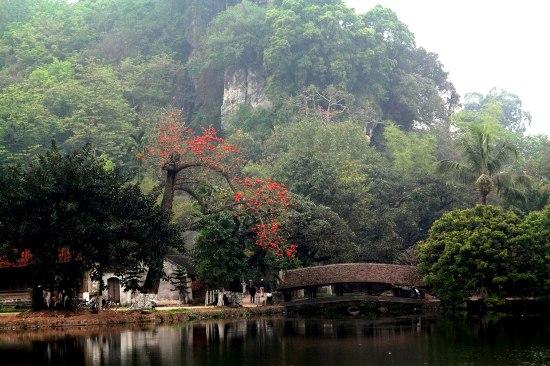 Nao lòng vẻ đẹp chùa Thầy thế kỷ trước (8)