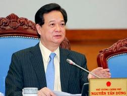 Thu tuong: Nam 2013 quyet giu lam phat 6 - 6,5%
