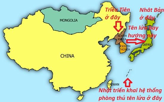 Liên Triều cãi nhau, Trung Quốc khóc thầm (1)