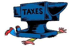 Gánh nặng thuế khóa lớn hơn nhiều con số ghi trong luật