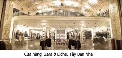 Vì sao một chiếc áo Zara chỉ nằm trên kệ tối đa 6 ngày? (1)