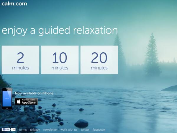 Những website giúp bạn thư giãn chỉ trong 2 phút (1)