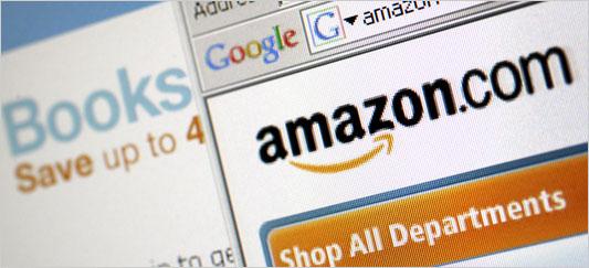 Amazon sử dụng công nghệ thông tin để quản trị cơ sở dữ liệu khách hàng