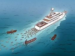 Nhà giàu điều khiển thị trường như thế nào?
