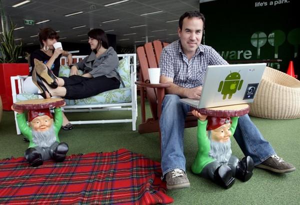 Cuộc sống của một thực tập sinh tại Google (3)