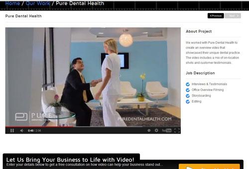 Để có một đoạn video tiếp thị hiệu quả, cần tránh những sai lầm cơ bản - Ảnh: Crispvideo